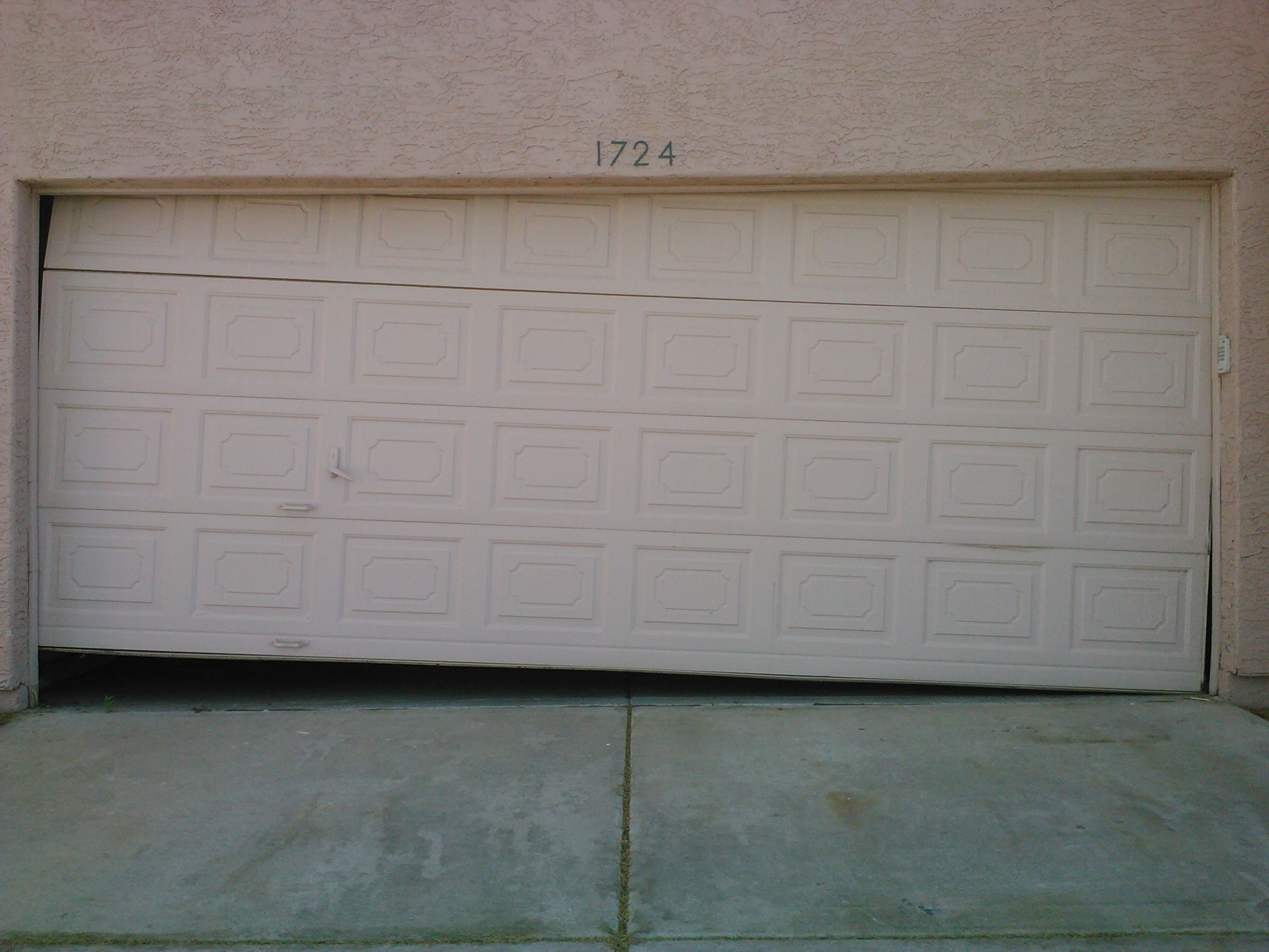 garage first opener installation beach all fix door ca track off repair hermosa in sp spring